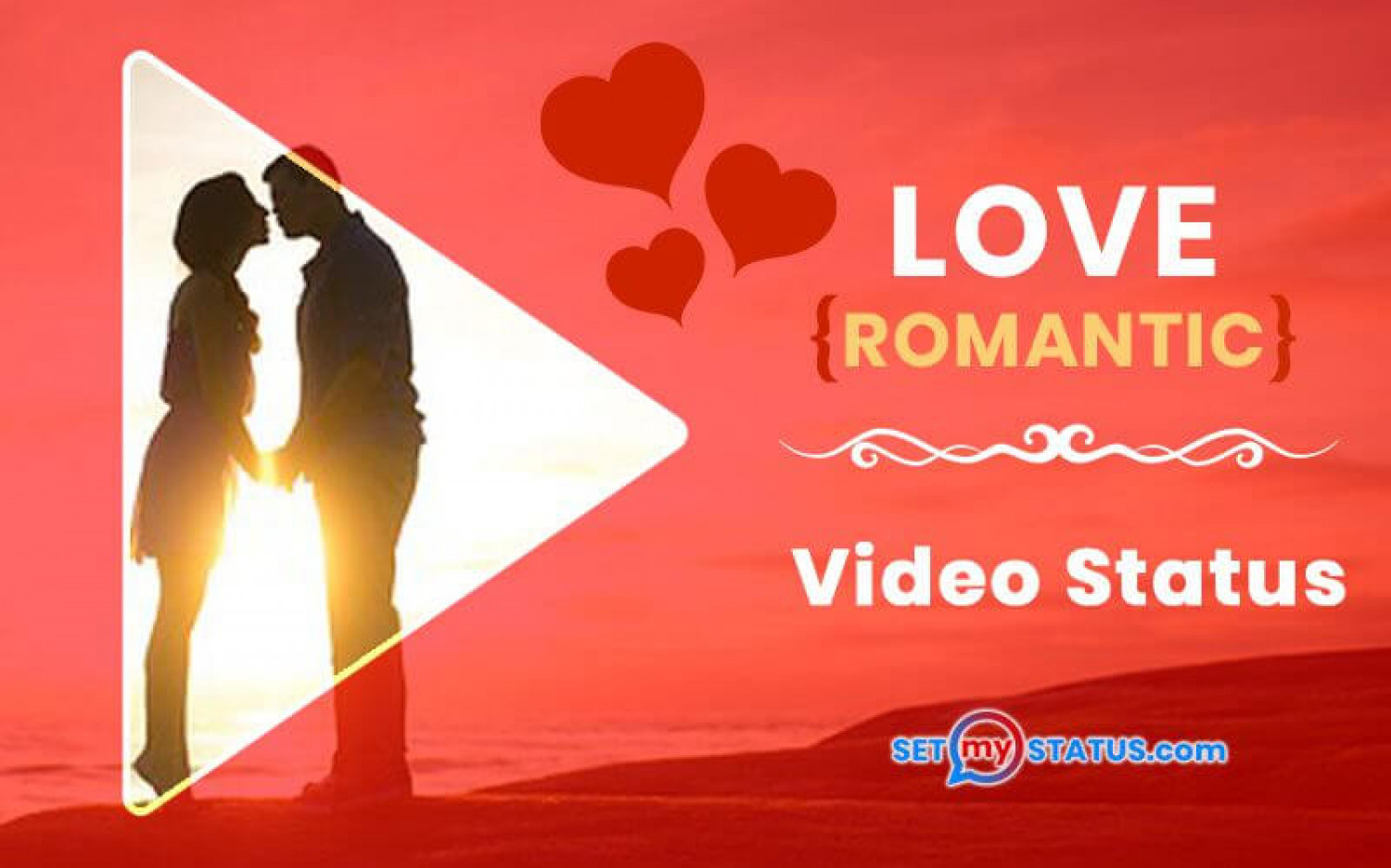 Most beautiful Whatsapp Status Videos For Love Feelings Infographic