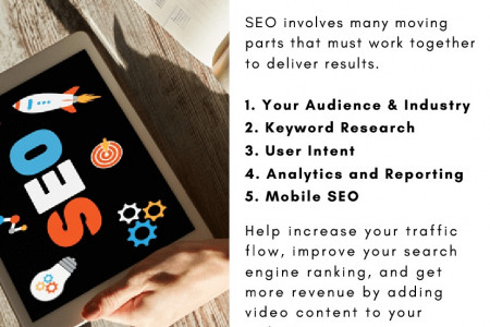 Most Important Parts of SEO You Need to Get Right Infographic