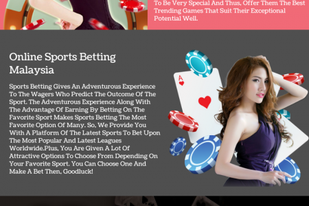 Most Trusted Malaysia Online Casino Infographic