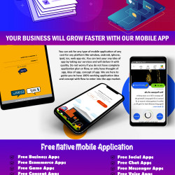 Most very important to start the mobile application from need