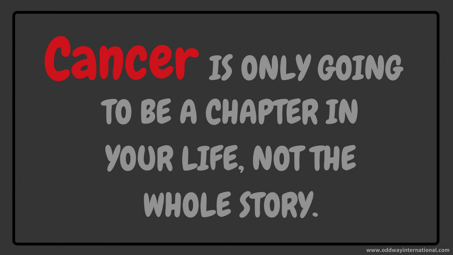 Motivational and Inspirational Quotes For Cancer Patients ... Infographic