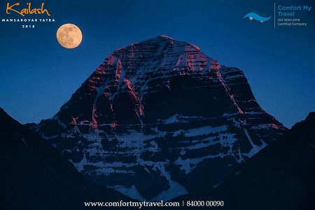 Mount Kailash Tour 2019 Infographic