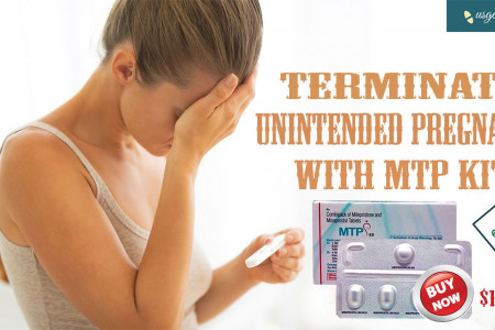 Mourning over unintended pregnancy? Make it vanish with MTP Kit Infographic