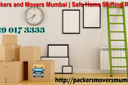 Moving To Any New Position With Packers And Movers In Mumbai Is Basic Infographic