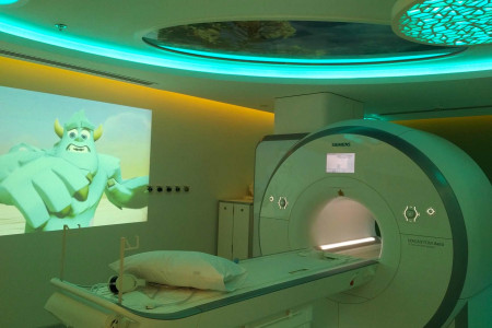 MRI Projector Infographic
