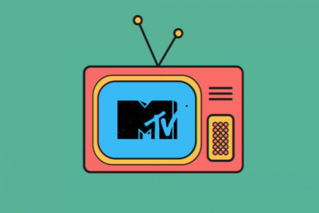 MTV Facebook Photo Contest Infographic