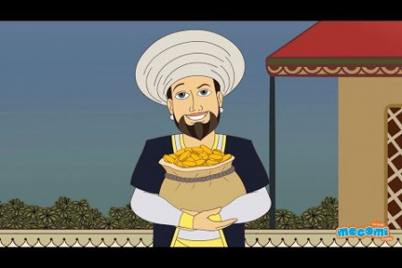 Mullah Nasruddin and the Trial Infographic