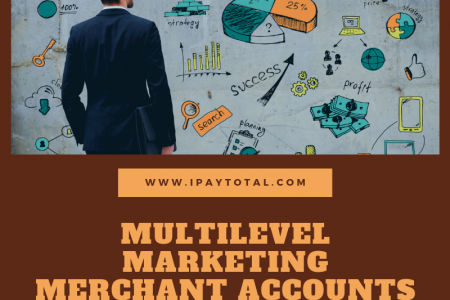 Multilevel Marketing Merchant Accounts Infographic