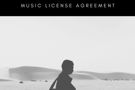Music License Agreement Infographic