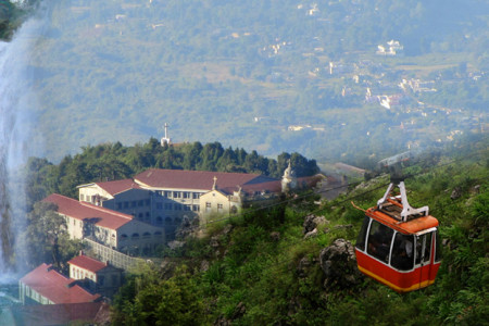 Mussoorie Holiday Packages Infographic