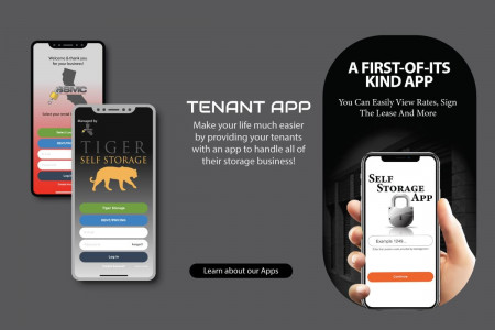 My Tenant App - Easy For Tenants to Make a Payment Infographic