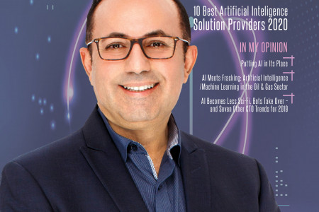 MYTECHMAG Artificial Intelligence Edition Infographic