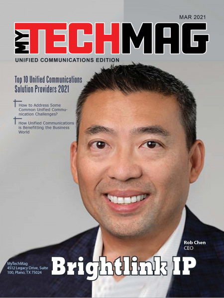 MYTECHMAG Unified Communications Edition MAR 2021 Infographic