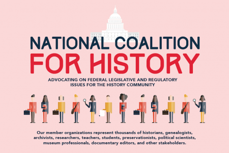 National Coalition for History Infographic