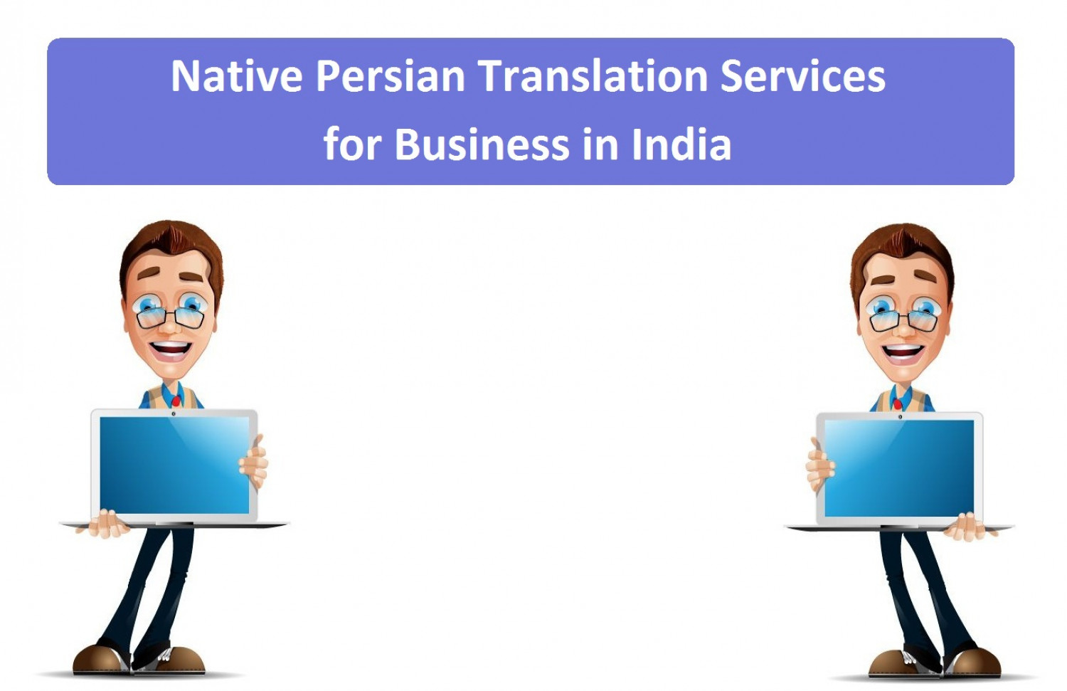Native Persian Translation Services for Business in India Infographic