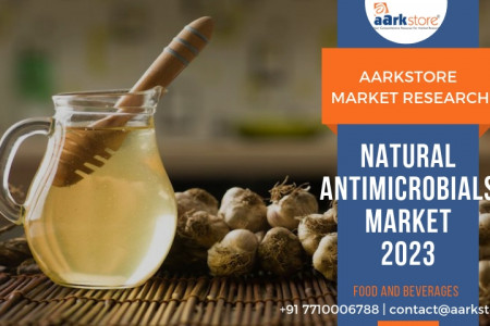 Natural Antimicrobial Market Research Report  Infographic