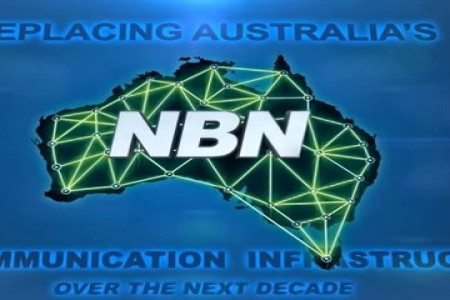NBN - Infrastructure Infographic