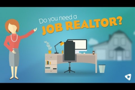 Need a Job Realtor? Try an IT Recruiter. Infographic
