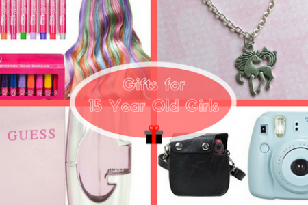 Need Gifts for 15 Year Old Girls? Read On to Get Ideas! Infographic