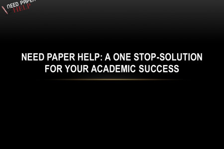 Need Paper Help: A One Stop-Solution for Your Academic Success Infographic