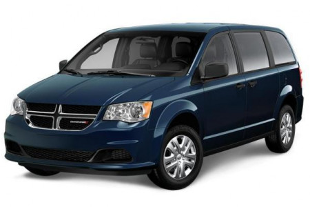 New 2019 Dodge Grand Caravan Canada Value Package Van Infographic