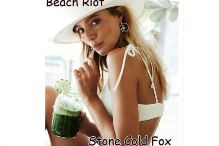 New Beach Riot X Stone Cold Fox Infographic