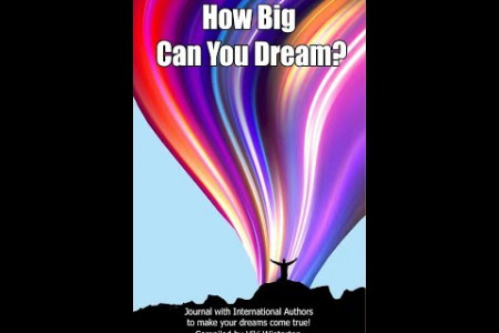 New Bestseller: How BIG Can You Dream by Viki Winterton Infographic