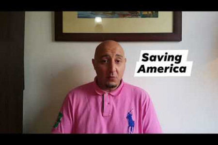 New Book - Saving America Infographic