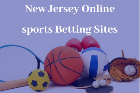 New Jersey Online sports Betting Sites Infographic