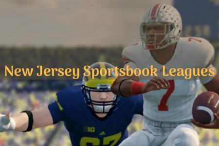 New Jersey Sportsbook Leagues Infographic