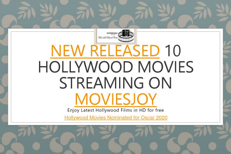 New Released Hollywood Movies are now Streaming on Moviejoy Infographic
