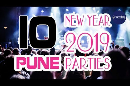 New Year 2019 Celebration In Pune - IndiaVisitOnline Infographic