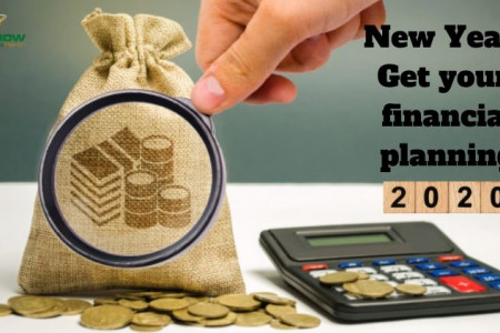 New Year: Get your financial planning Infographic