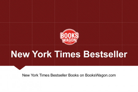 New York Times Bestseller Books on BooksWagon Infographic