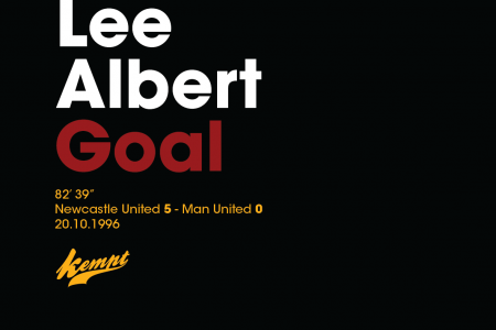 Newcastle United Goal! Infographic
