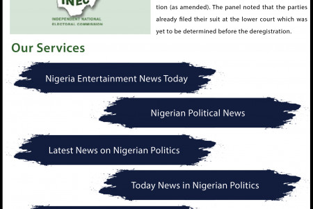 Nigerian News Papers Read Online Infographic