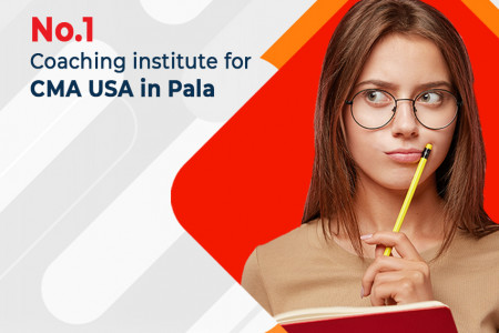No.1 Institute for CMA USA in pala, Kerala Infographic