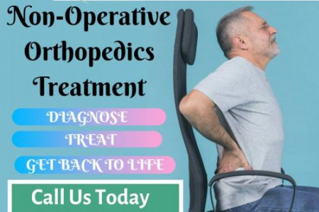 Non Operative Orthopedic back doctors in New Jersey Infographic