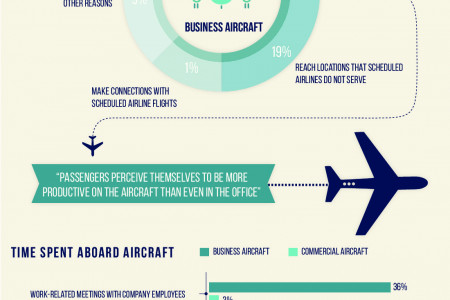Non-Financial Gains from Aircraft Investment  Infographic