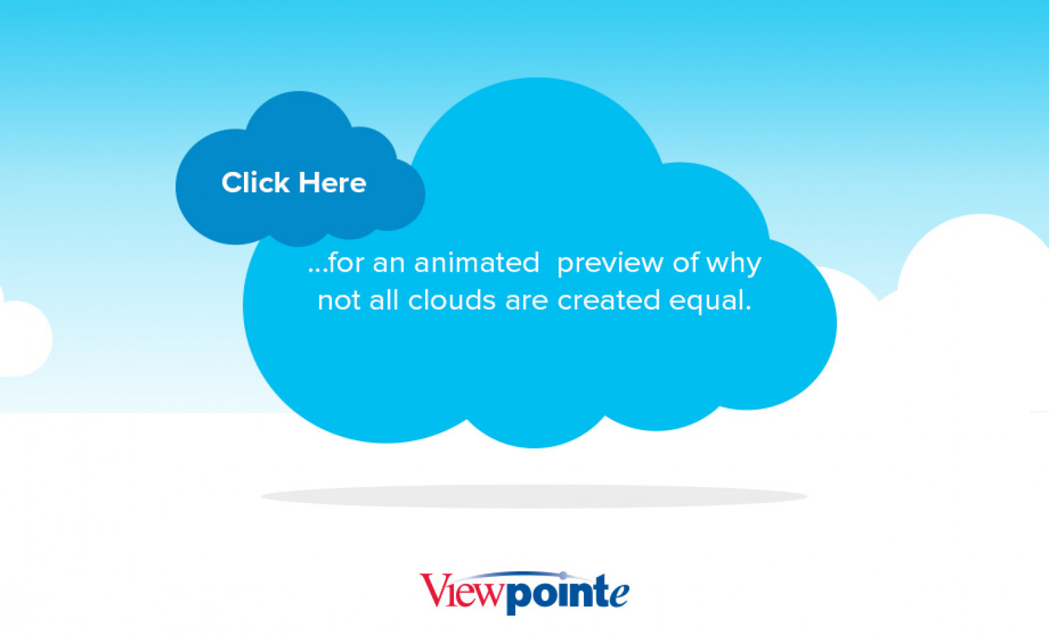 Not All Clouds are Created Equal Infographic