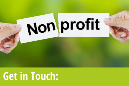 Not for Profit Organizations in Toronto Infographic
