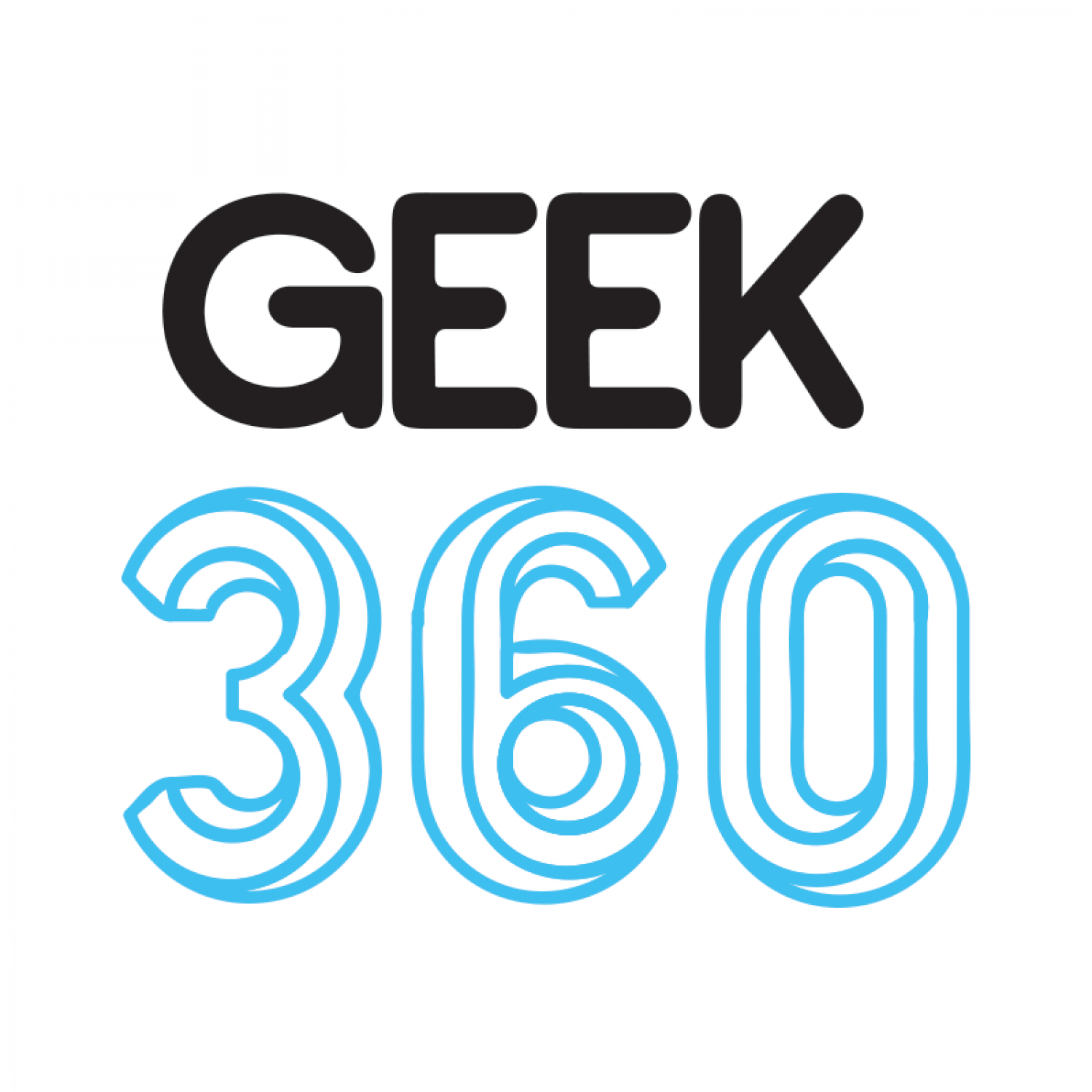 Novo Logotipo do Geek360 Infographic