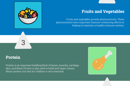 Nutrition Program By Childventures for Child Care Infographic