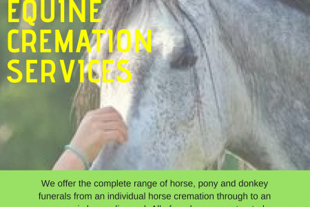 Oakfield Equine Cremation Service Infographic