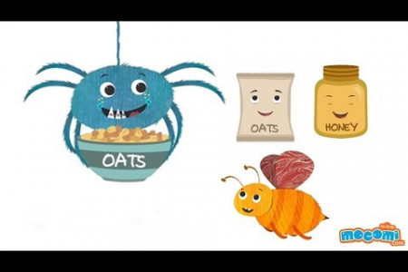 Oats for breakfast  Infographic