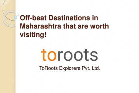 Off-beat Destinations in Maharashtra that are worth visiting! Infographic
