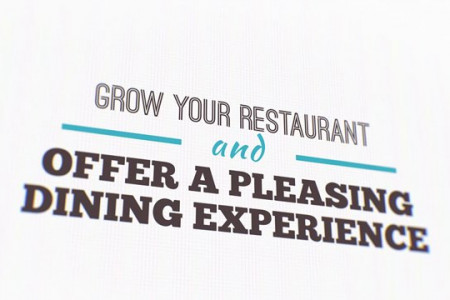 Offer Pleaseant Dining Experience With Merchant Advisors Infographic