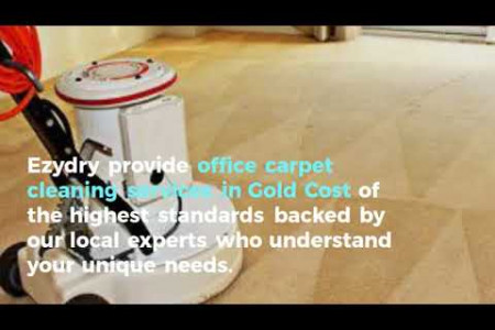Office Carpet Cleaning Gold Coast in Australia Infographic