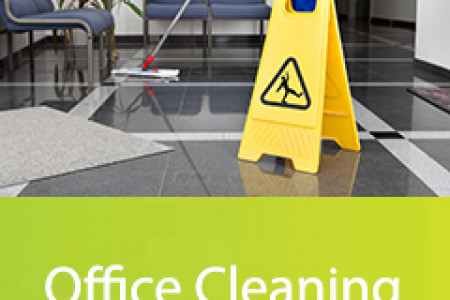 Office Cleaning Dublin Infographic