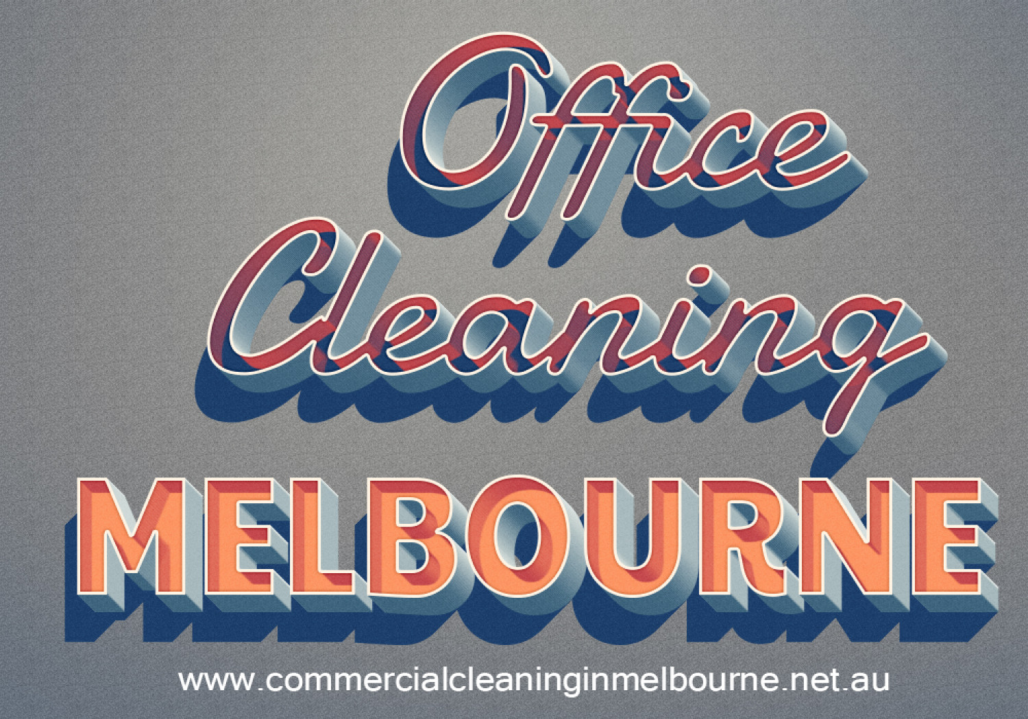 Office Cleaning Services Melbourne Infographic